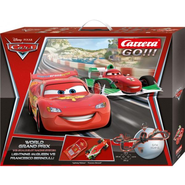 Carrera GO DisneyPixar Cars - World Grand Prix