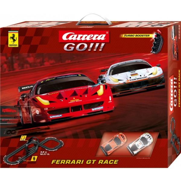 Carrera GO Ferrari GT Race