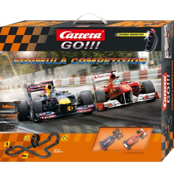 Carrera GO Formula Competition