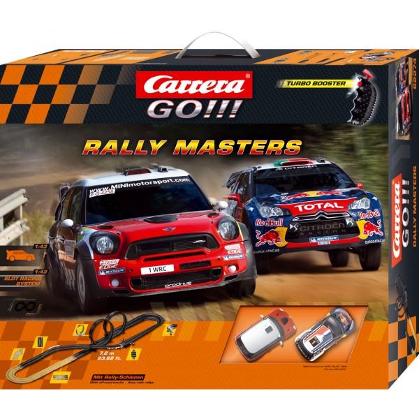 Carrera GO Rally Masters