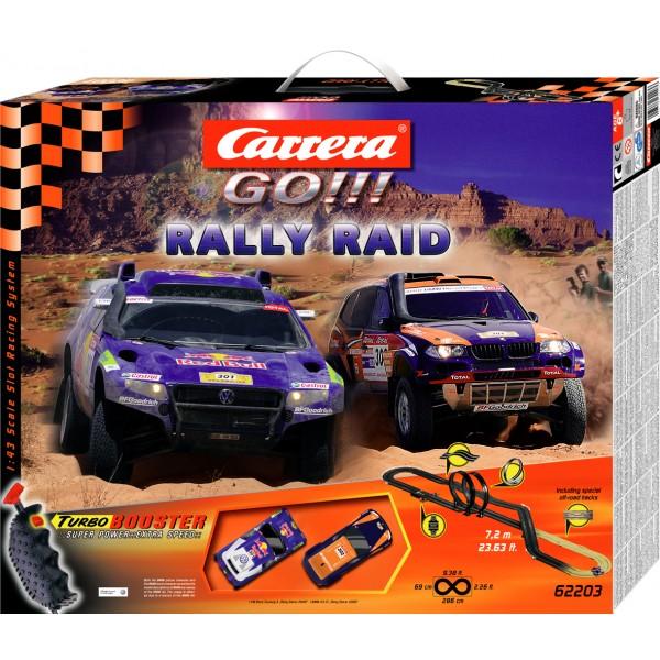 Carrera GO Rally Raid