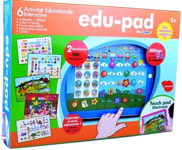 Edu-Pad Tableta electronica