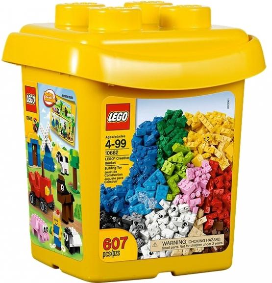 Poza Galeata creativa Lego