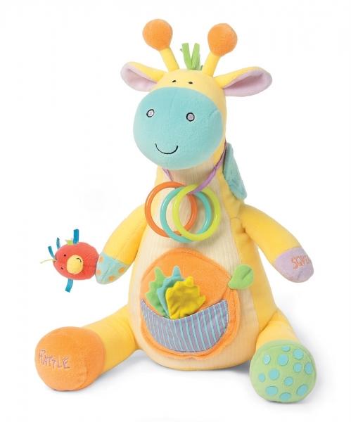 Girafa din plus Manhattan Toy