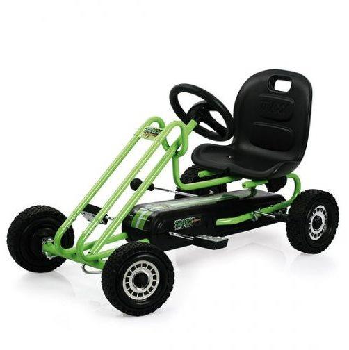 Go Kart Lightning Green