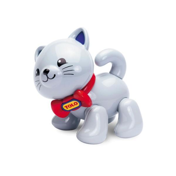 Jucarie Animal de la Ferma First Friends Pisica