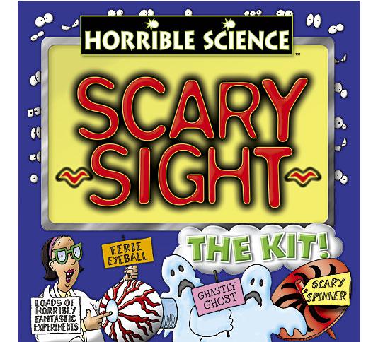 Kit experiment Semne Infricosatoare Scar