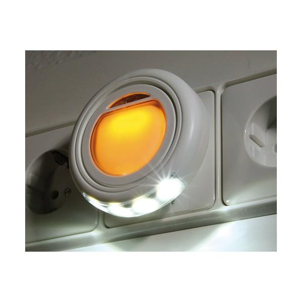 Lampa de noapte multifunctionala ENL-1 Ansmann Ansmann