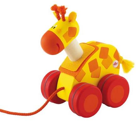 Mini girafa de tras