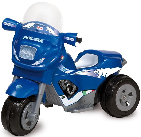 Motoscuter electric Phanter Polizia