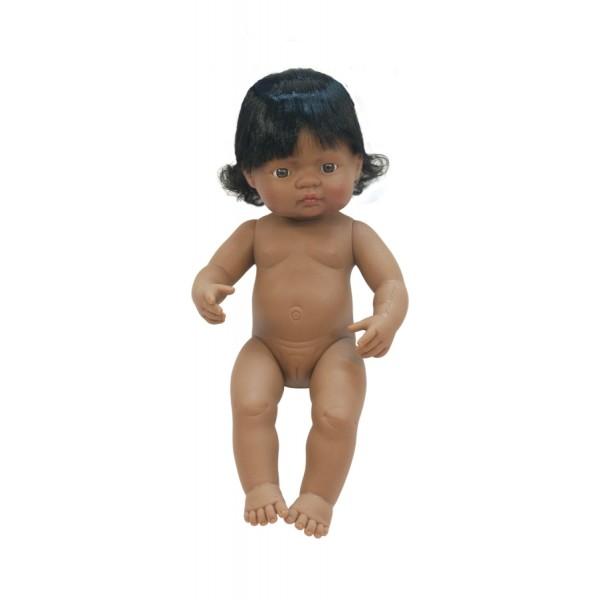 Papusa Latinoamerican Fata 38 cm