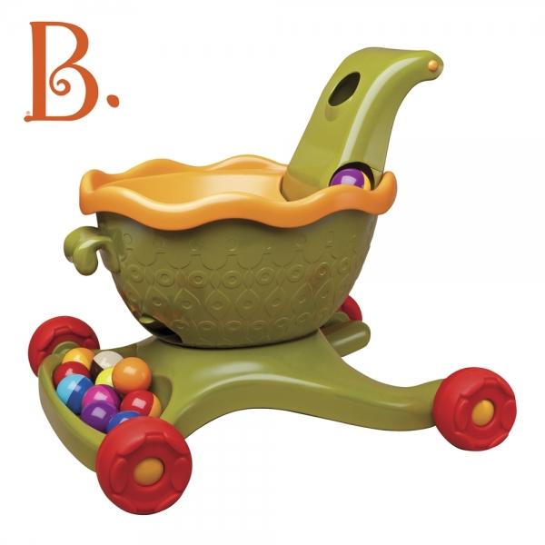 Premergator cu bile B.Toys