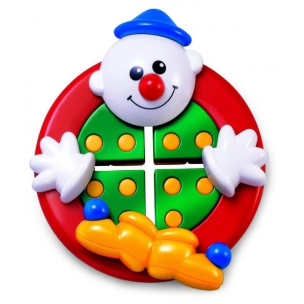 Puzzle bebe Clown