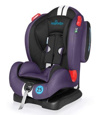 Scaun auto Baby Design Amigo Racing