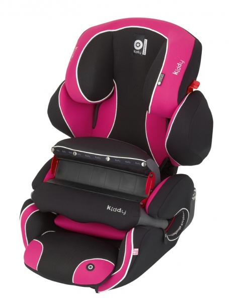 Scaun auto Kiddy Guardian Pro 2 037 Pink 2014