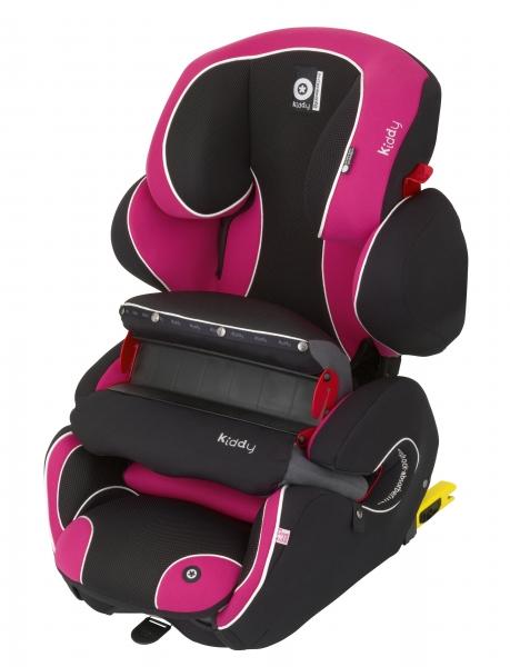 Scaun auto Kiddy GuardianFix Pro 2 Pink 2014