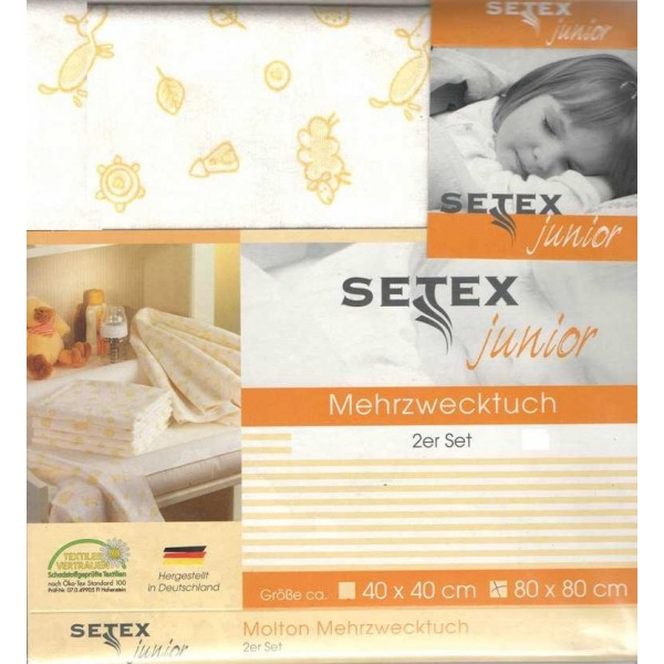 Scutece multifunctionale 80×80 cm 2set A.H