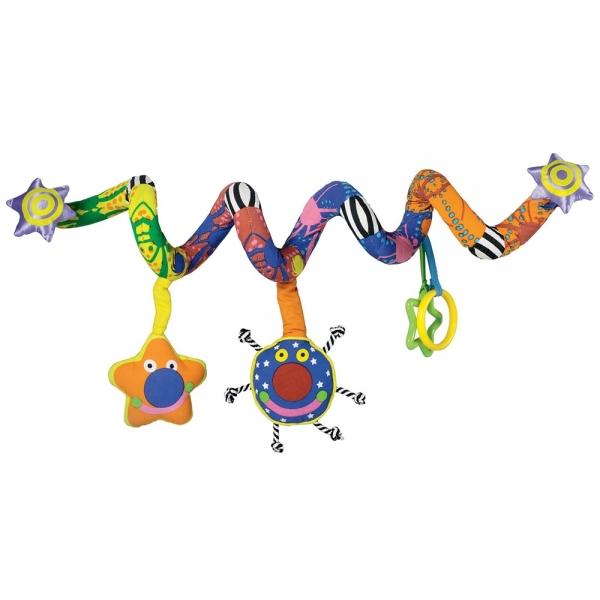 Spirala cu lumini si sunete Manhattan Toy