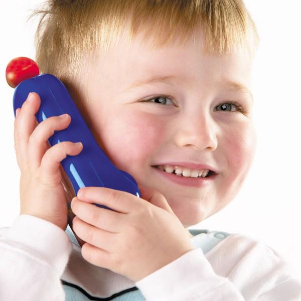 Telefon mobil de jucarie cu ventuza