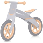 Bicicleta din lemn Biker Orange