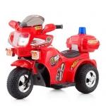 Motocicleta electrica Chipolino Police red