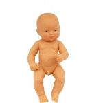 Papusa Bebelus european Baiat 32 cm