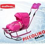 Saniuta Piccolino DeLux cu Saculet Roz