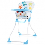 Scaun de masa Chipolino Party sky blue 2014