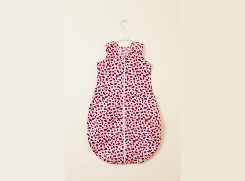 85Sac de dormit Mamarute (roz)