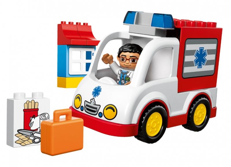 Poza Ambulanta LEGO DUPLO (10527)