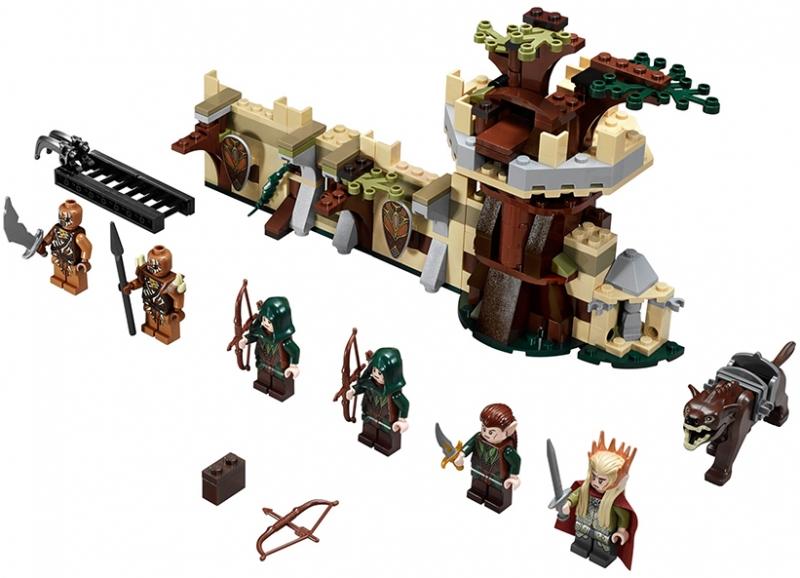 Armata de elfi Mirkwood (79012)