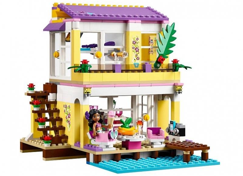 Casa de pe plaja a Stephaniei