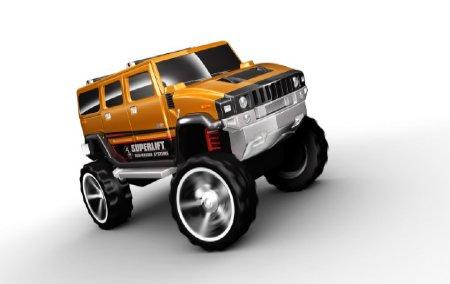 HotWheels Masinuta model - Hummer H2 (15