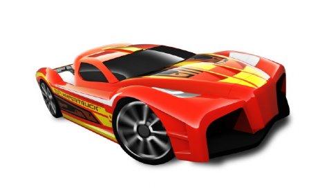 HotWheels Masinuta model - Hypertruck (1