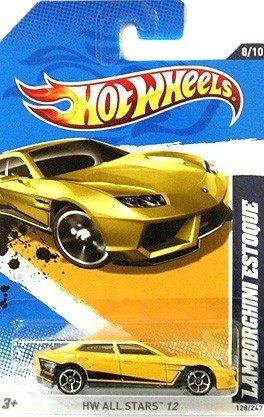 HotWheels Masinuta model - Lamborghini E