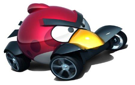 HotWheels Masinuta model - Red Bird (47