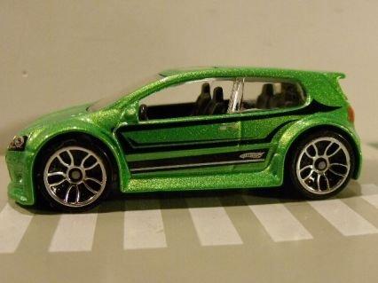 HotWheels Masinuta model - Volkswagen Go