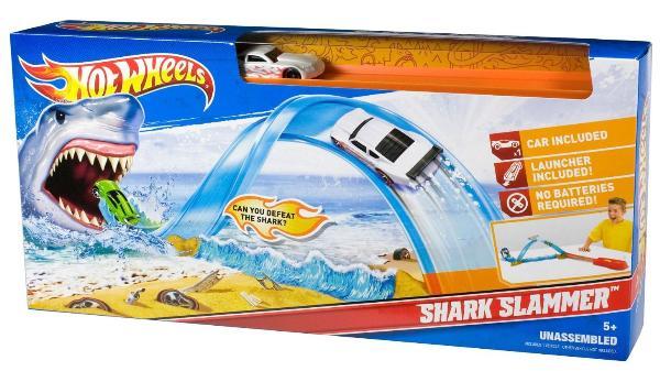 HotWheels pista de performanta - Shark S