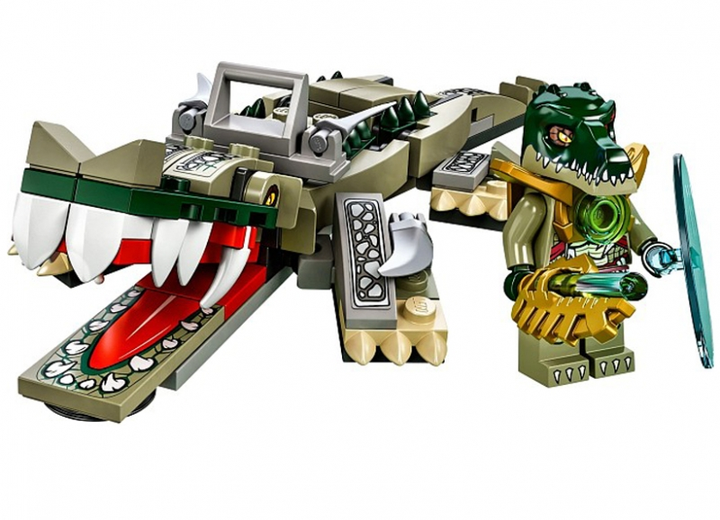 Legendara Bestie Crocodil (70126)