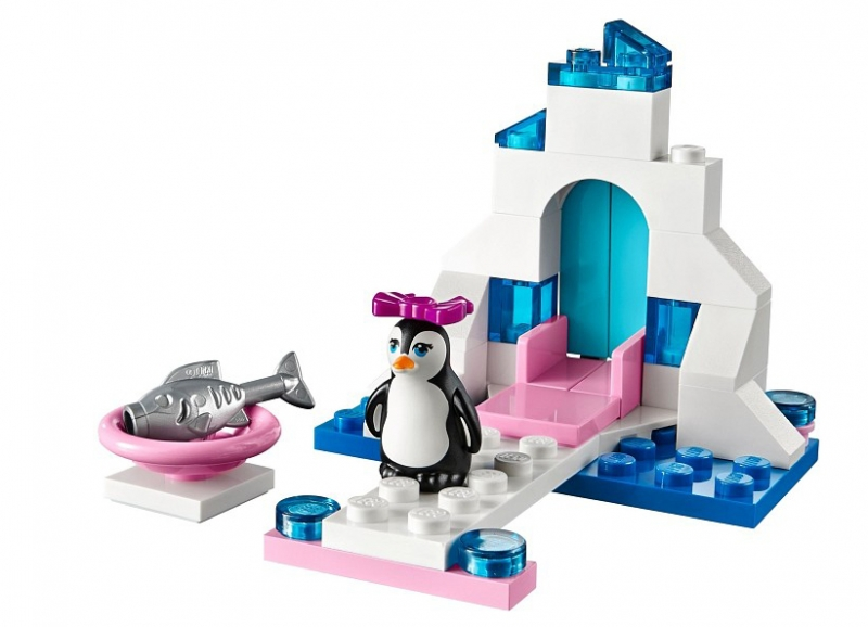 Locul de joaca al pinguinului (41043)