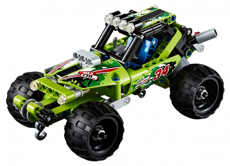 Masina de curse de desert (42027)