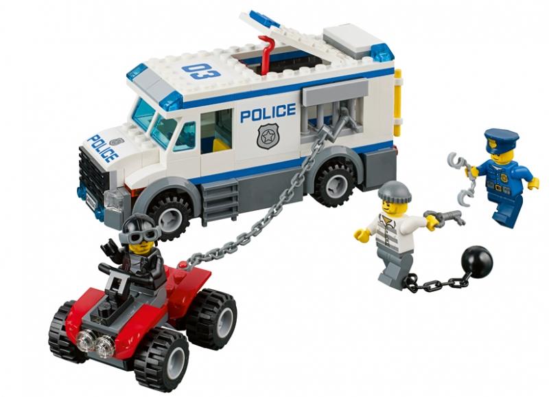 Masina pentru transportat prizonieri (60043)