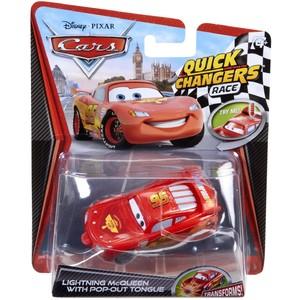 Masinuta Cars 2 Quick Changers - Fulger