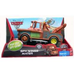 Masinuta Cars 2 Quick Changers - Mater c