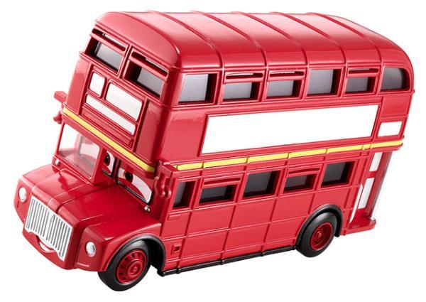 Masinuta Cars2 deluxe, 150 - Autobuz et