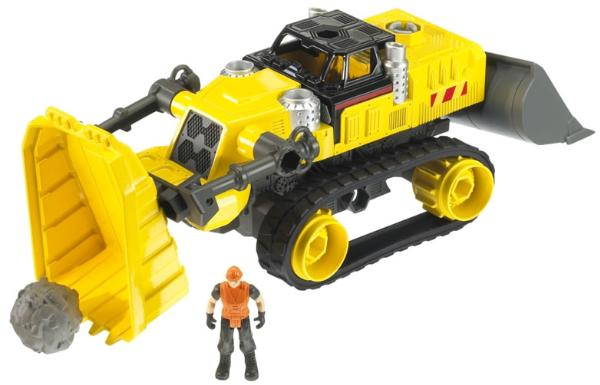 Mega Rig-Buldozer