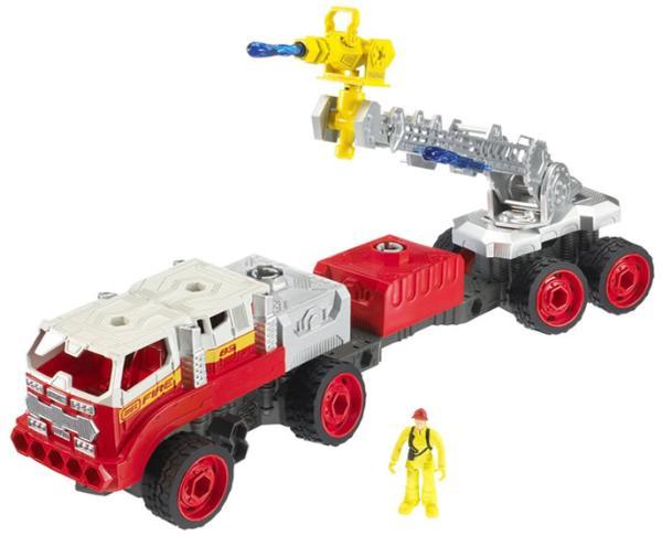 Mega Rig-Masina de pompieri