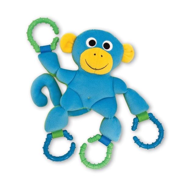 Jucarie carucior maimutele