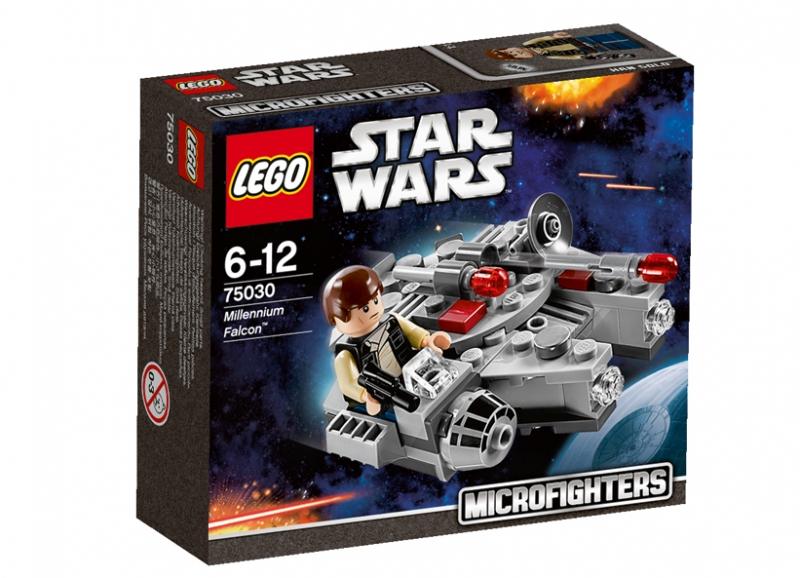 Poza Millennium Falcon (75030)