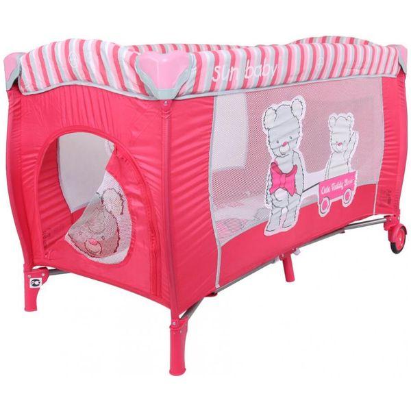 Pat pliabil Pink Stripes